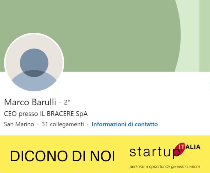 referenze Startup Italia - Barulli Marco