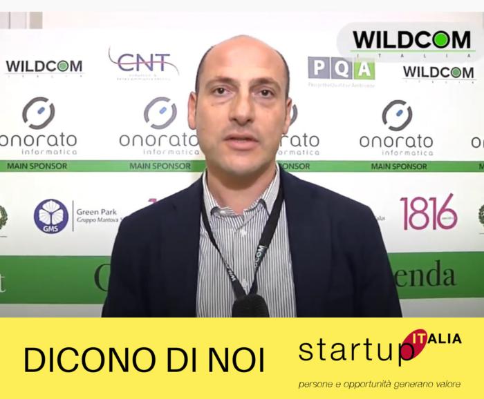 Referenze Startup Italia - Nicola Chinali