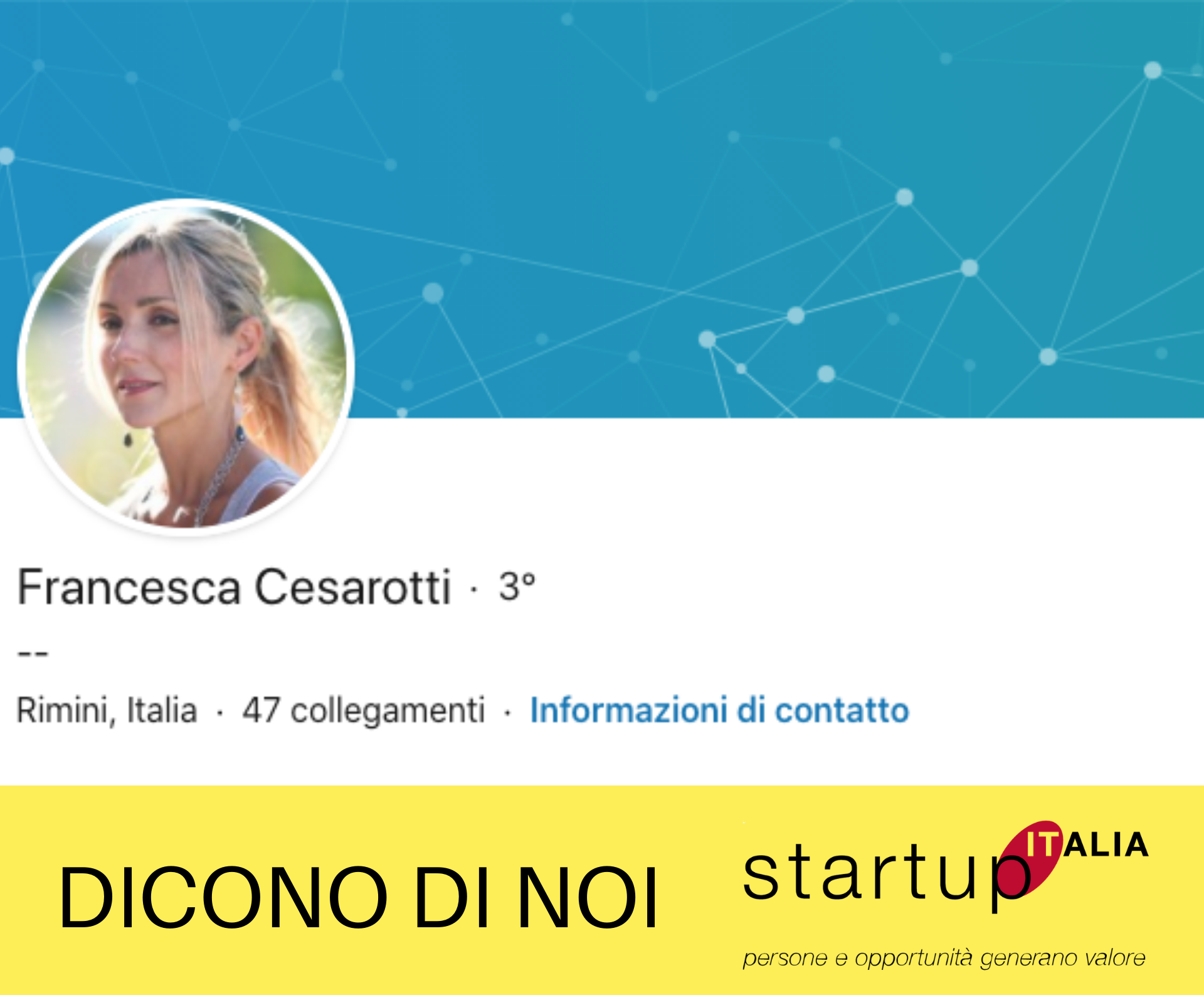 Francesca Cesarotti – Purchasing Manager e Legal Department presso Centro Stampa Digital Print