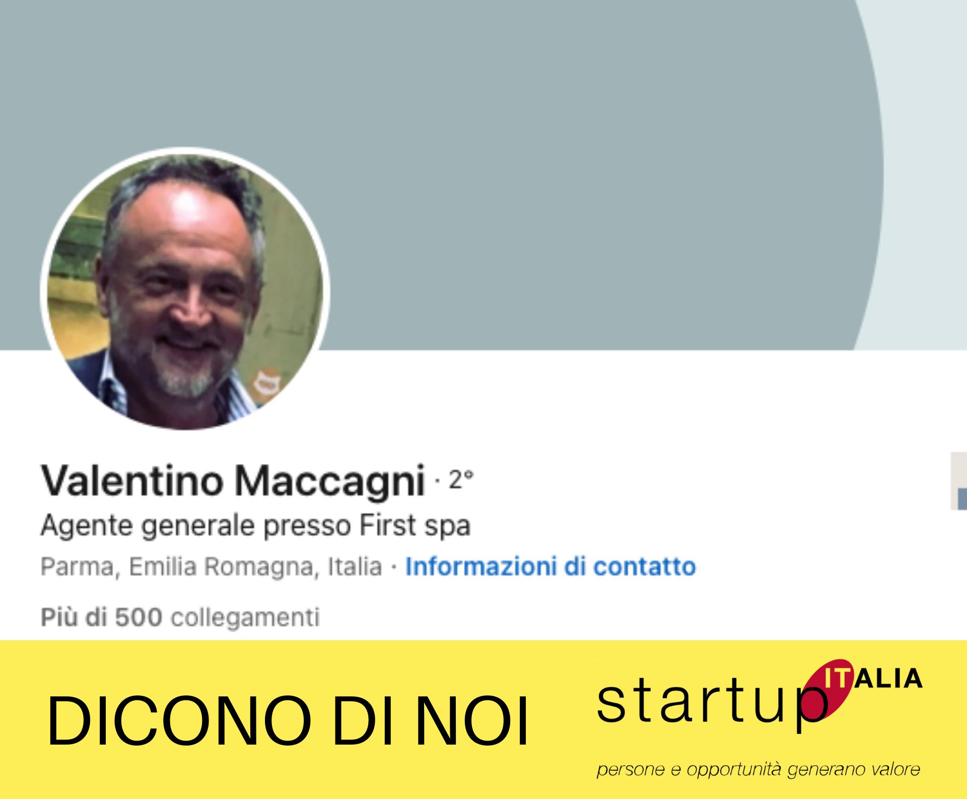 Valentino Maccagni – Agenzie Pool