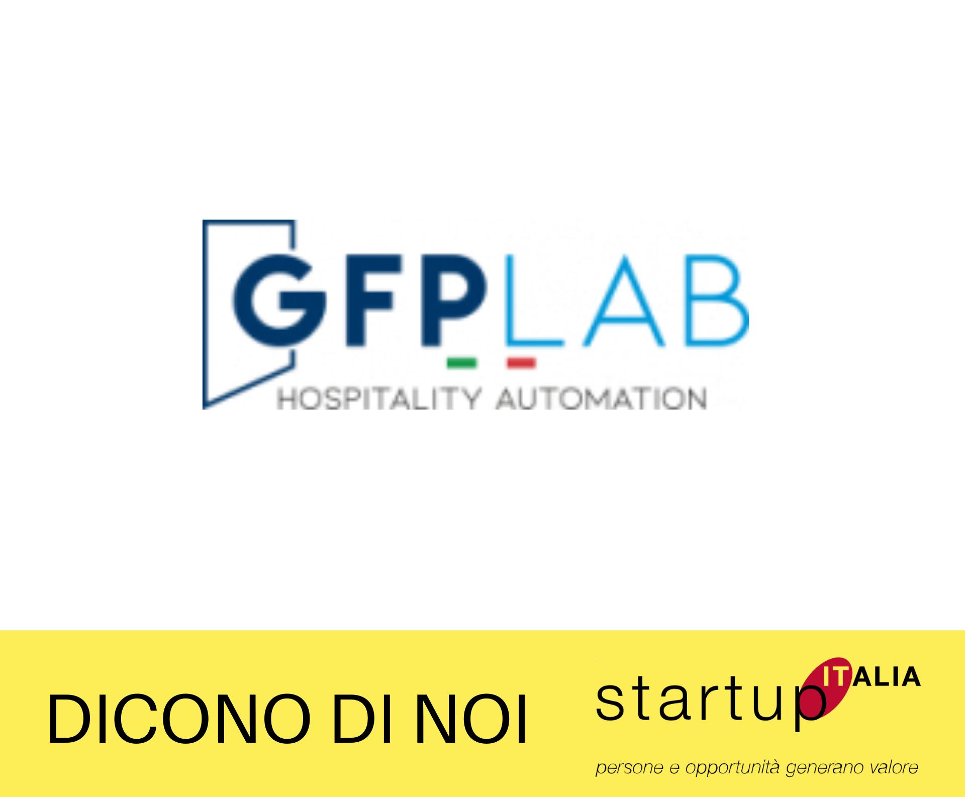 Alberto Pizzinelli – GFP LAB s.r.l